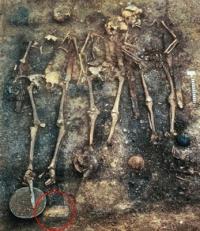 DNA frühmittelalterlicher Alemannen-Krieger und ihres Gefolges entschlüsselt