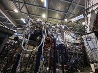 Radioaktive Moleküle eignen sich als Mini-Labore