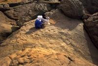 Als Flüsse durch eine grüne Sahara flossen