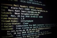Zwischen den Zeilen lesen: Braunschweiger IT-Experten entwickeln Schutz gegen E-Mail-Betrugsmasche