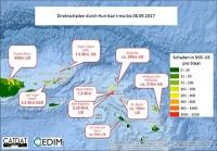 """""""Irma"""" verheerendster Karibik-Sturm aller Zeiten"""