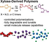 Frachtlieferung durch Polymere